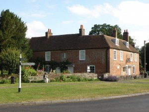 Chawton Cottage, Sanditon