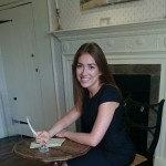 Jane Austen's Writing Desk at Chawton Cottage, Sanditon, Amy as Charlotte